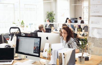 Coworking Desks in London