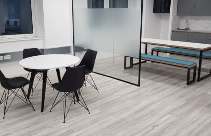 Private Floor for 50 in Chancery Lane