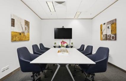 13 Person Window Office in Melbourne CBD