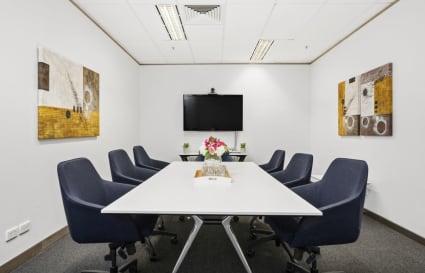 7 Person Private Office in Melbourne CBD