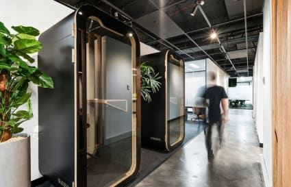 5 Person Private Window Office on Bourke Street