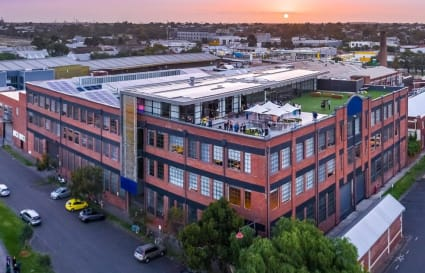 3 Person Private Window Office in Footscray