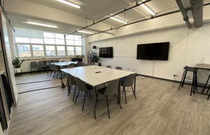 16 Person Office Available