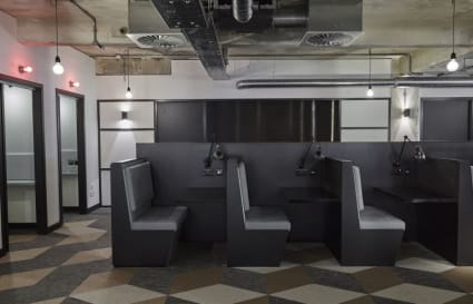 6 Person private office in Albert House