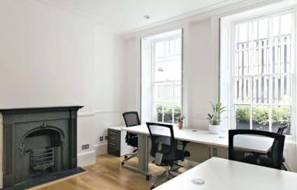 6 desk Private Office in Ganton Street