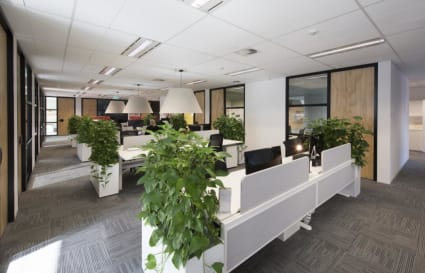 2 Person Internal Office
