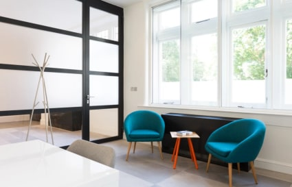 Private office for up to 4 people