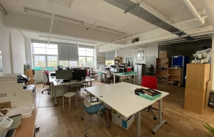 36 Person Office Available