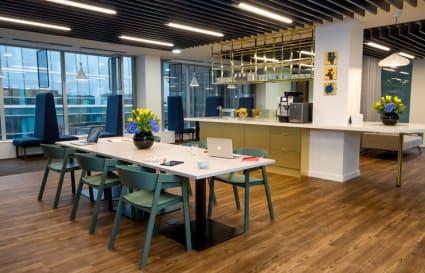 11 Person premium private office in Victoria