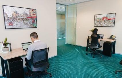 Dedicated Desk in CBD | 24 Hour Access