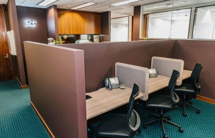 3-Person  external private workspace in Sydney's CBD