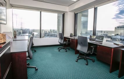 4-Person internal private office with unlimited access to coworking breakout areas