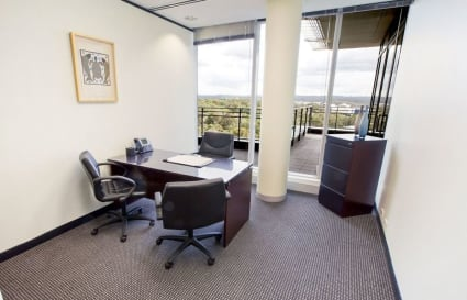 Private  3-person workspace positioned in the heart of Research and Development in Macquarie Park