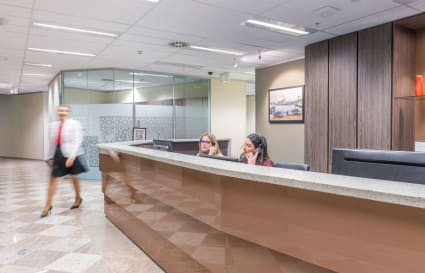 Private  4-person workspace positioned in the heart of Research and Development in Macquarie Park