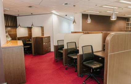 Private  5-person workspace positioned in the heart of Research and Development in Macquarie Park