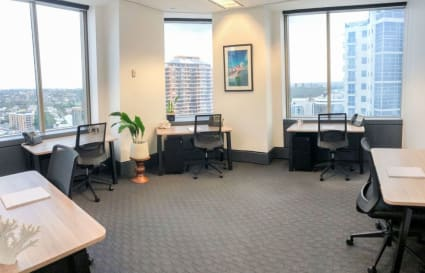3-Person external private office in the heart of Bondi Junction
