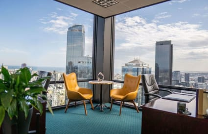 A-grade furnished internal private workspace for 2 people n in the centre of Melbourne's CBD