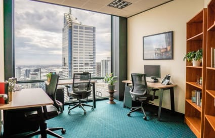 A-grade furnished internal private workspace for 6 people n in the centre of Melbourne's CBD