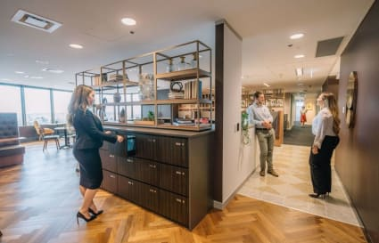Internal 3-Person private office located in the heart of Brisbane's CBD