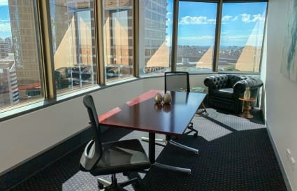 External 3-Person private office located in the heart of Brisbane's CBD
