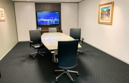 External 6-Person private office located in the heart of Brisbane's CBD