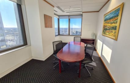 Internal 4 person office space with views