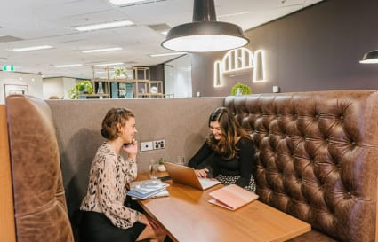 External private office for 6 people located in the heart of Perth's CBD