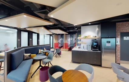 Internal 5 person private office in Sydney