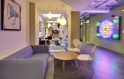 4 Person private office in Rivington Street