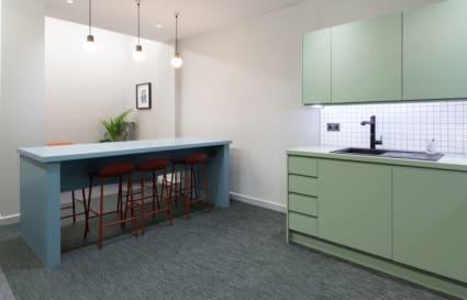 6 Person private office in Rivington Street