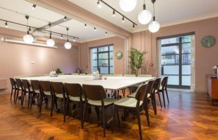 16 Person private office in Rivington Street