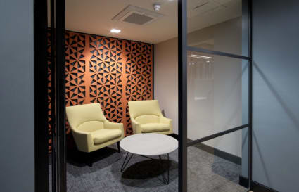 4 Person standard private office in Giltspur Street