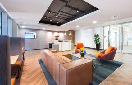 6 Person premium plus private office in Bevis Marks