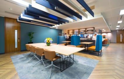8 Person premium plus private office in Bevis Marks
