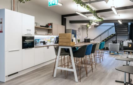Private Office for 21 in Farringdon