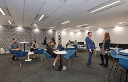 Private office for up to 12 people