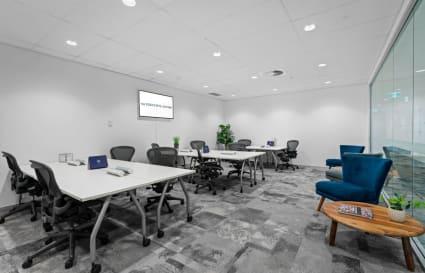 108 St Georges Terrace Coworking Desks