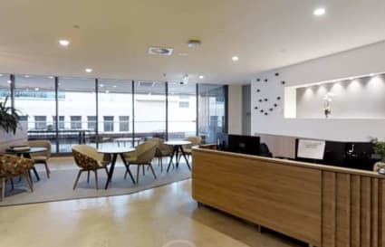 Internal office space for up  8  people