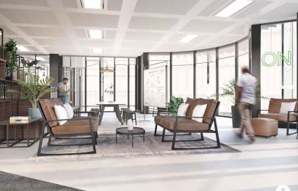 Private Floor for up to 100  People - 11338 sq ft