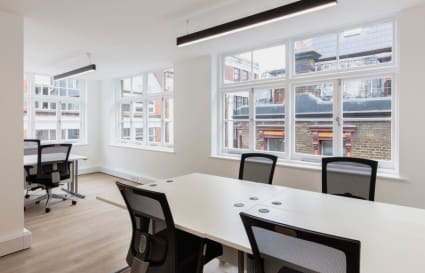 Private office for up to 10 people