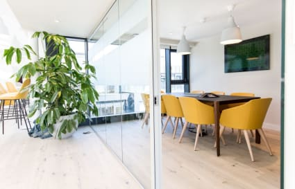 38 Person Office Available