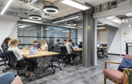 10 Person Office Available in Fitzrovia