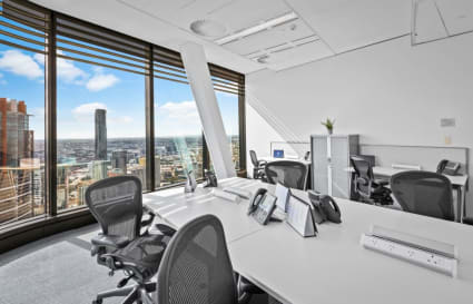 6 Person private office with Story Bridge views