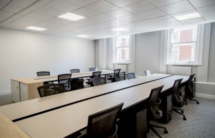 8 Person Office Available