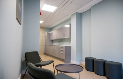 70 Person Office Available