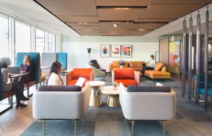 2 Person premium plus private office in Oxford Street