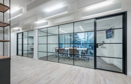 30 Person Office Available