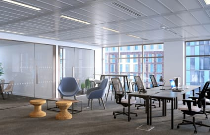 Private Customisable Space for up to 335 People
