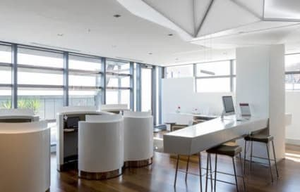 Internal Private office for 3 people