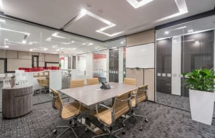 Internal Private office for up to 8 people